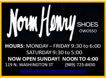 Norm Henry Shoes